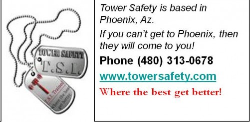 Tower Safety and Instruction – Smart Tech