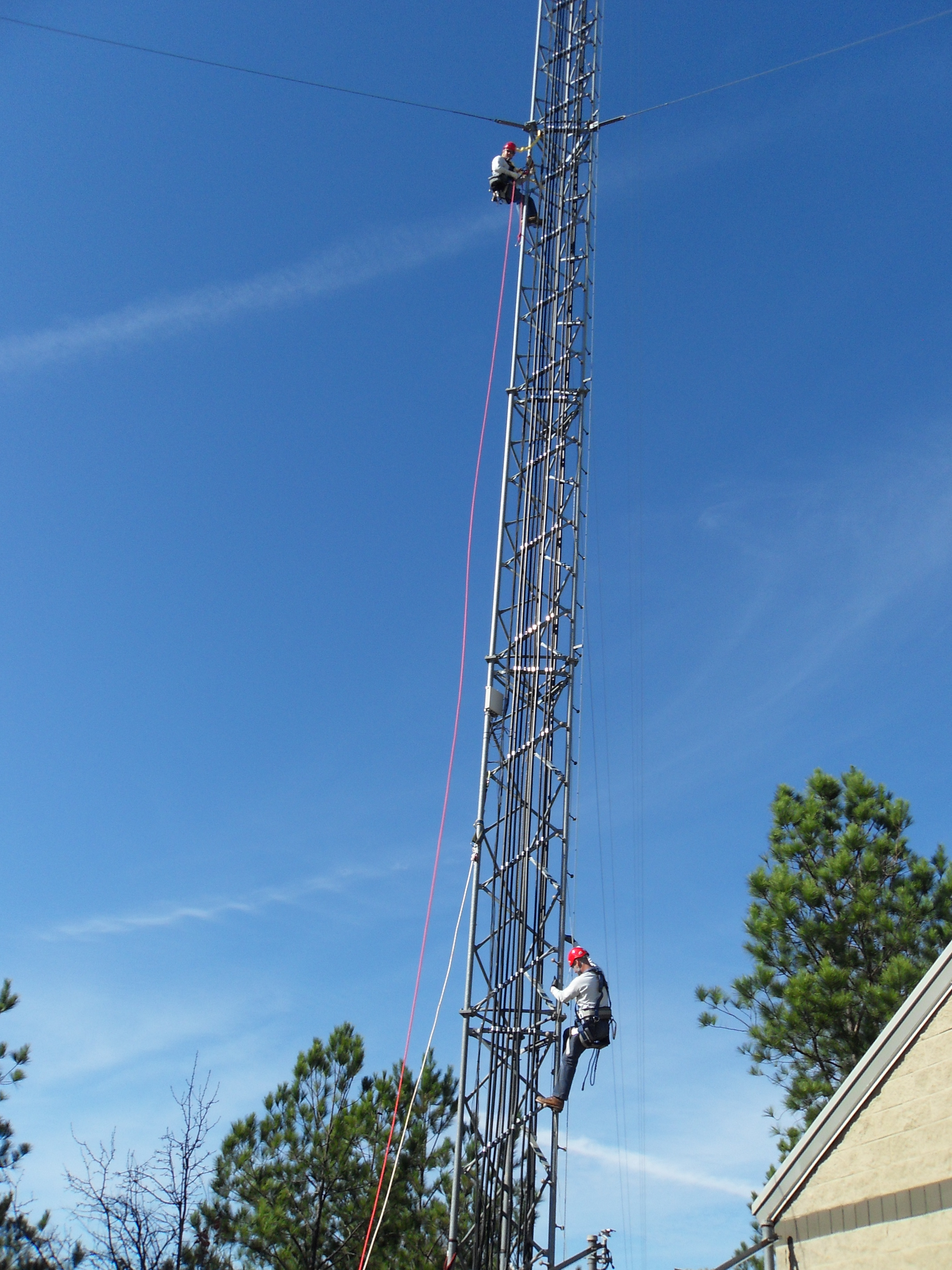 OSHA RFI Questions for Tower Climbers