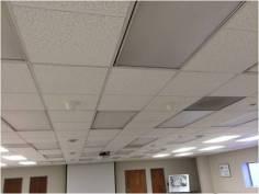 Indoor ceiling tile