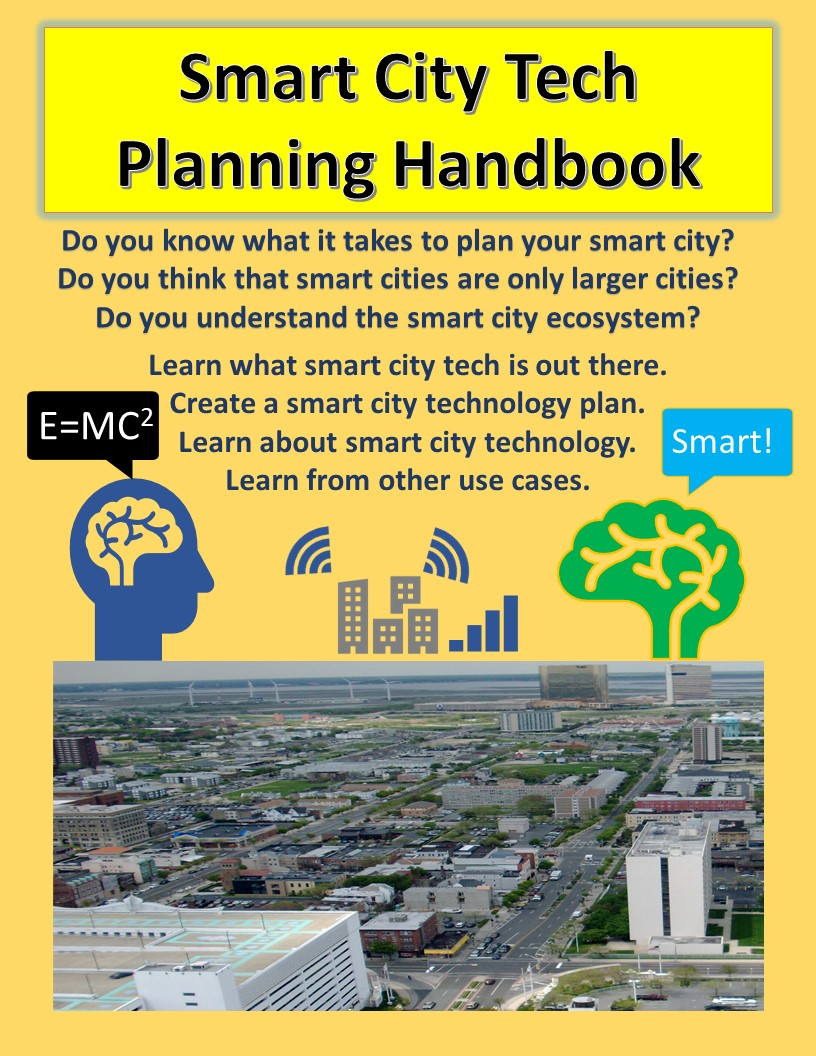 The Smart City Tech Planning Handbook