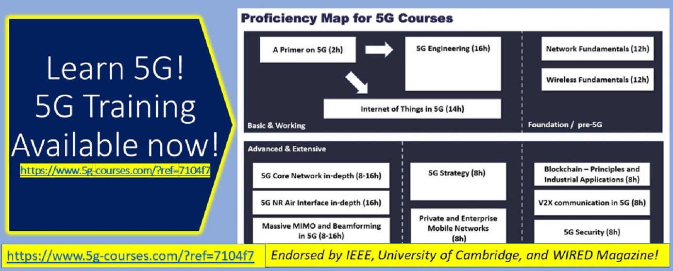 Learn 5G Today